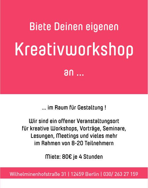 Flyer Workshop RfG-01
